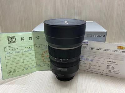 《天津天好》相机行 99新 行货带包装 腾龙15-30/2.8Di VC 佳能口
