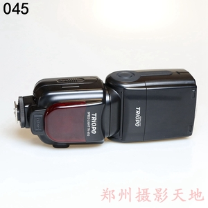 其他二手捷宝TR950闪光灯编号045