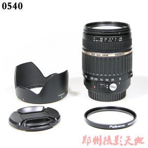 腾龙 18-200mm f/3.5-6.3 DiIII VC(B011)佳能口编号0540