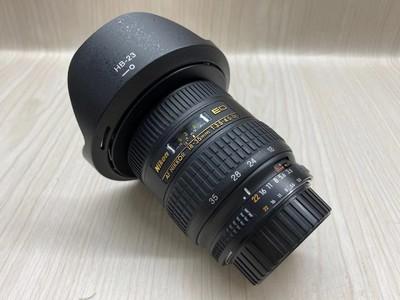 《天津天好》相机行 98新 尼康 18-35/3.5-4.5D 镜头