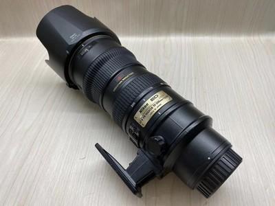 《天津天好》相机行 98新 尼康 AF-S 70-200/2.8G VR 小竹炮 镜头