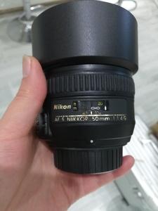 出一支尼康 AF-S 50mm f/1.4 G