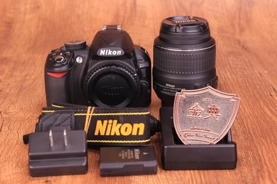 98新 Nikon尼康 D3100套18-55镜头 快门1058次 54051103 9391350