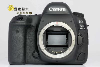 【全画幅单反相机】佳能 EOS 5D Mark IV机身5D4(NO:1073)