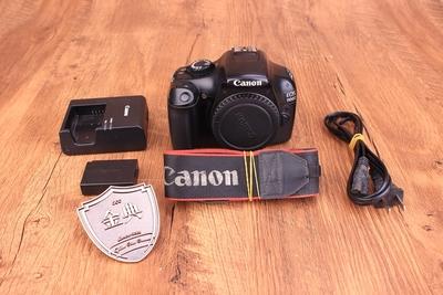 90新 二手 Canon佳能 1100D 单机 单反相机 094062128456