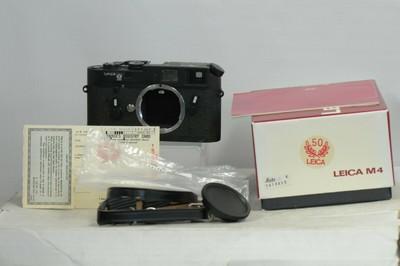 """徕卡 Leica M4 50周年纪念机 带包装 (带 """"L"""" 封)"""