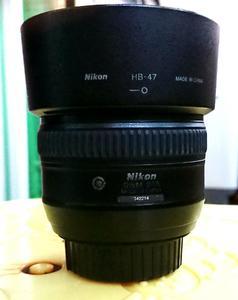 88新尼康 AF 50mm f/1.4D IF