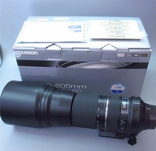 腾龙 SP 150-600mm f/5-6.3 Di VC USD(A011) 尼康卡口 行货