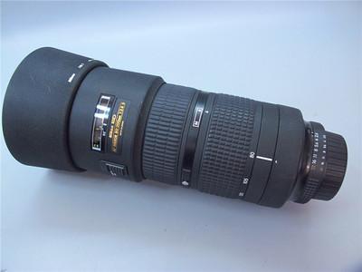 尼康 AF Zoom-Nikkor 80-200mm f/2.8D ED(三代小钢炮)