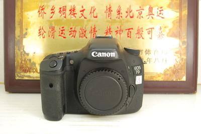 95新 佳能 7D 数码单反相机 非全画幅专业机型 1800万像素