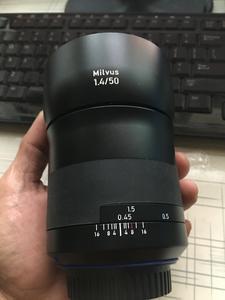 卡尔.蔡司Milvus 50mm f/1.4 蔡司50 1.4 猎鹰系列 佳能口
