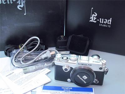 奥林巴斯 PEN-F 国行全套 单机,无镜头 微单相机