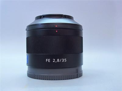 索尼 35/2.8 ZA Sonnar索尼E口镜头+ALC-SH129遮光罩