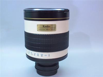 肯高 800mm f/8 DX折返镜头 佳能口