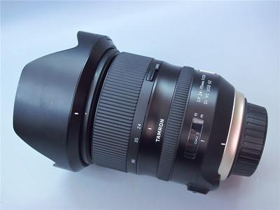 腾龙 SP 24-70mm F/2.8 Di VC USD G2 (尼康口) 防抖2.8