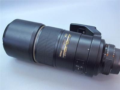 尼康 AF-S 300mm f/4D IF-ED 尼康300F4 自动镜头 定焦