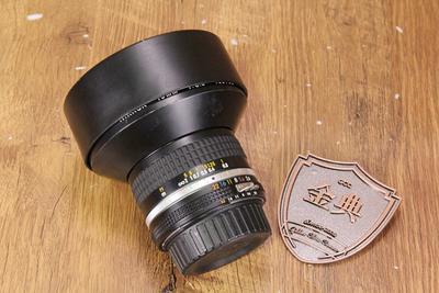 94新二手Nikon尼康 15/3.5 Nikkor Ai-S 广角镜头 188702