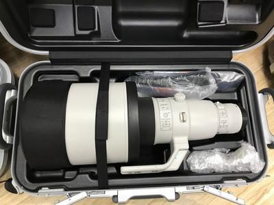 Canon/佳能 EF 600mm/4 二代 USM IS II 640 远摄定焦镜头