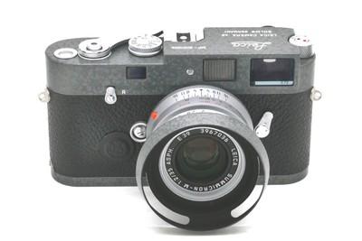 徕卡 Leica MP LHSA 小锤纹 带M 35/2A复古八枚