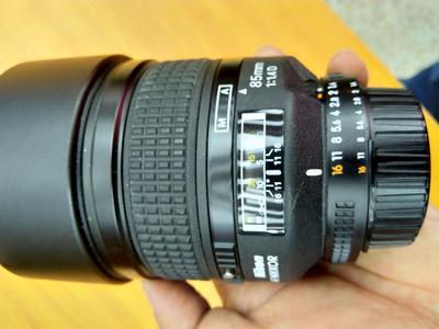 尼康 AF 85mm f/1.4D IF