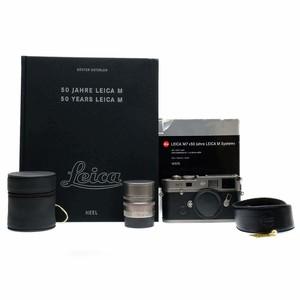 徕卡 Leica M7 Titanium 钛金版 带配套M 50/1.4A 带包装