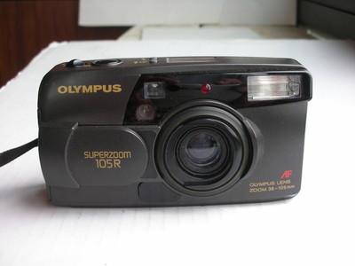 很新奥林巴斯105R自动对焦便携式相机,收藏使用