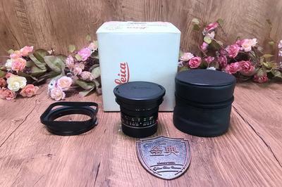 93新二手Leica 徕卡 21/2.8 ELMARIT-M M口 3576881