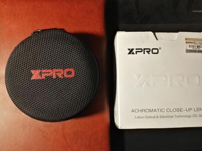 出一个闲置的XPRO摄之宝近摄镜,二代,口径77MM