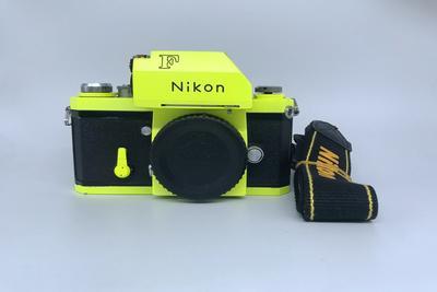 95新尼康 F大F测光顶 纯机械手动胶片机135胶卷单反相机6826562