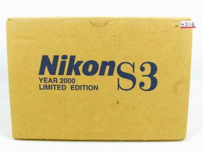 华瑞摄影器材-全新尼康Nikon S3 纪念版套机