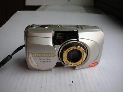 很新奥林巴斯U80自动对焦自动曝光便携相机,广角到中焦镜头