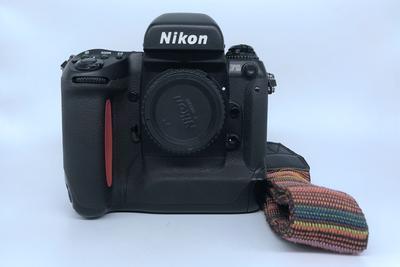 90新二手Nikon尼康 F5 单机 胶片相机 3146888
