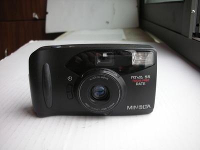 很新美能达55自动对焦便携式相机,收藏使用