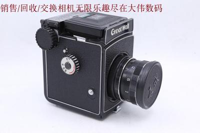 新到 9成新 长城 GREAT WALL 120卷 古董胶片相机 编号3102