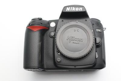 尼康 D90单反数码相机 98新 质保一年 终身成本保修