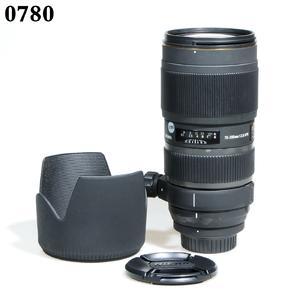腾龙SP 70-200mm f/2.8macro A001(尼康口)单反镜头编号0780