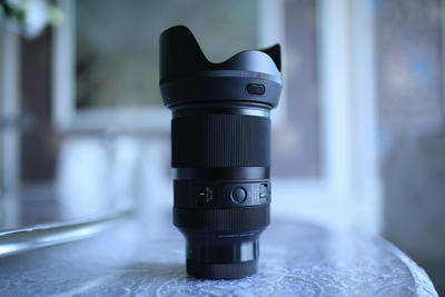 适马 sigma 35mm F1.2 DG DN Art