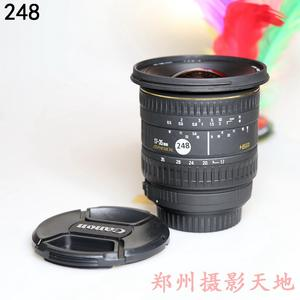 适马17-35F2.8-4半幅单反镜头 佳能口 编号248