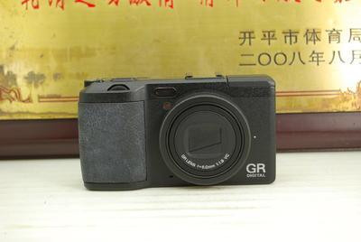 Ricoh/理光 GR DIGITAL IV 四代 卡片机 便携数码相机 CCD传感器