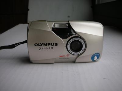 很新奥林巴斯u2经典相机,收藏使用