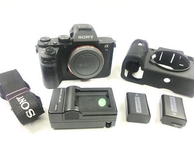 成色还行 索尼 A7M2 单机 带两电 全幅微单相机 #1250