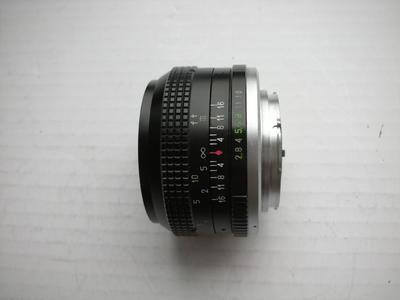 极新珠江28mmf2.8金属制造经典镜头,MD卡口,可配各种相机