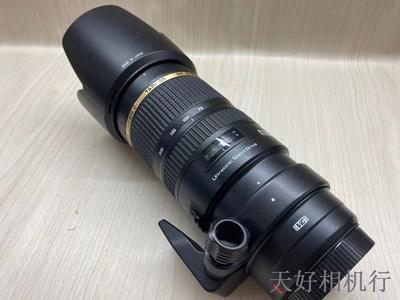 《天津天好》相机行 99新 腾龙70-200/2.8 Di VC USD 佳能口
