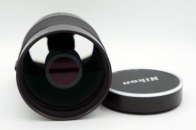 NIKKOR Reflax 500mm F8折返镜头 近新好成色
