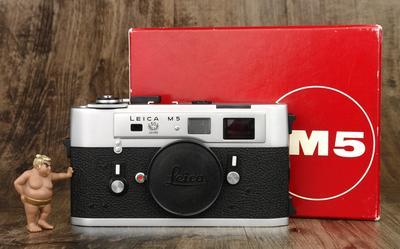 徕卡 M5 50周年 未使用品