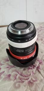 佳能 EF 17-40mm f/4L USM  999新换微单不要了