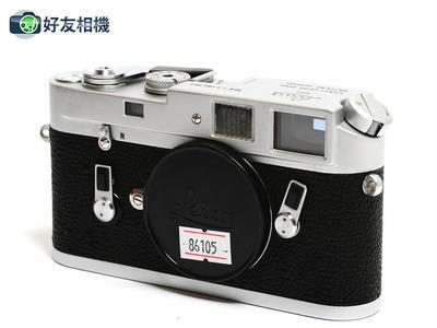 徕卡/Leica M4 旁轴相机 胶片机 经典款 银色 *98新*