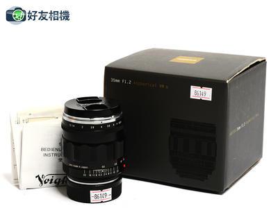 福伦达 Nokton 35/1.2 II VM 镜头 35mm F1.2  徠卡M口