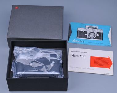 Leica M2 旁轴相机 带包装 M3 M4前代