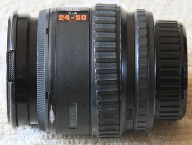宾得 smc PENTAX-F 24-50mm f/4